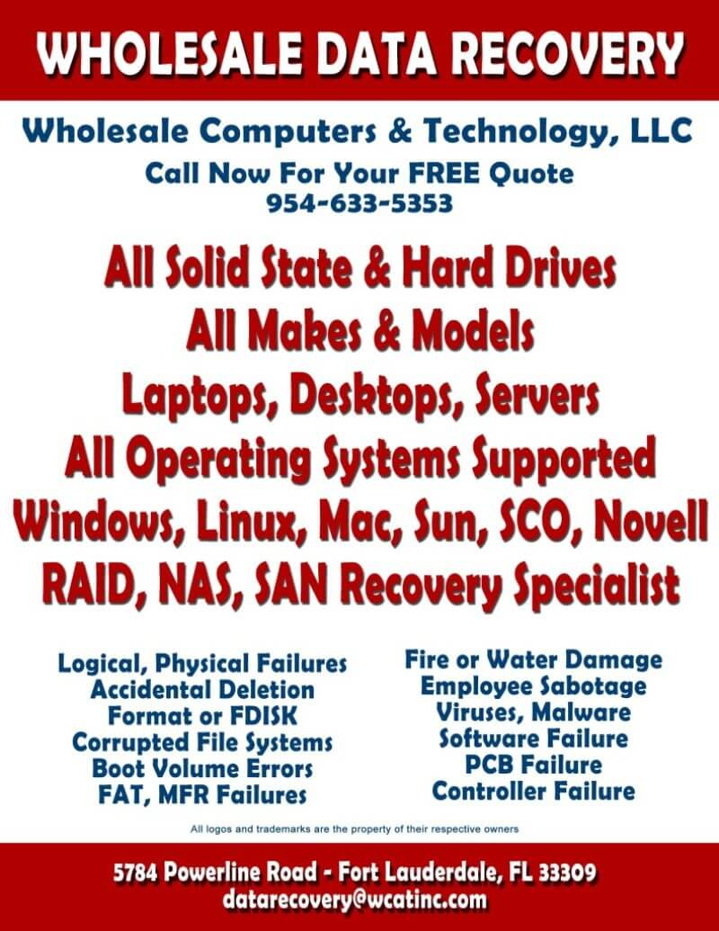 The Data Recovery Guide | Hard Drive Recovery Service | Nationwide data recovery