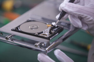 be a data recovery specialist