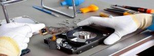 hard disk fixing