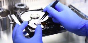 Repair hard drive